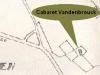 Plan cadastral avec le Cabaret Vandenbrouck, 1809