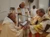Remise de la Règle de Saint Benoît