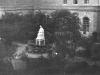 Le jardin de l\'hôtellerie, vers 1950