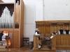 Le chœur des moines et l\'orgue