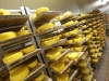 Les fromages en cave