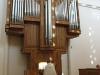 L'orgue restauré accompagne à nouveau nos célébrations.