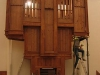 Dernière étape : restauration de l\'orgue.