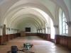 Le scriptorium, prêt à être réaménagé.