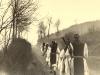 1950 depart au travail