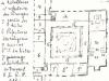 E105 Plan au sol du monastère de 1847