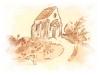 E177 Chapelle de la Passion en 1848