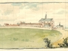 E97 1847 Le monastère face Sud