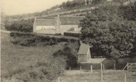 1839 la nouvelle école sur la route de Godewaersvelde