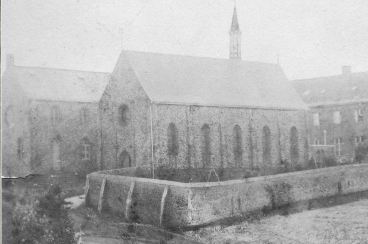 1870 La nouvelle Eglise Saint Constance