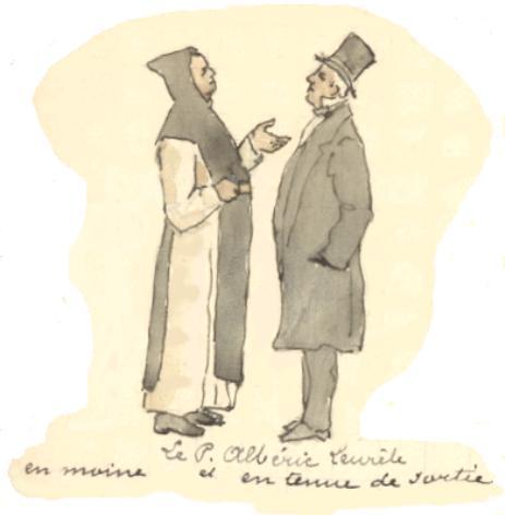 Père Albéric Leurèle (1824-1883)