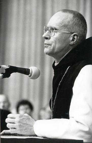 Dom Andre Louf, Conférencier 1990