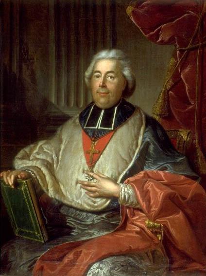 Mgr Belmas, archevêque de Cambrai