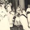 Benediction abbatiale de Dom André, 1963