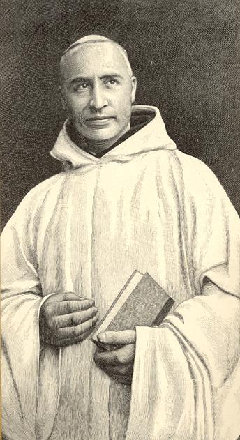 Père Bernard Richebe (dessin)