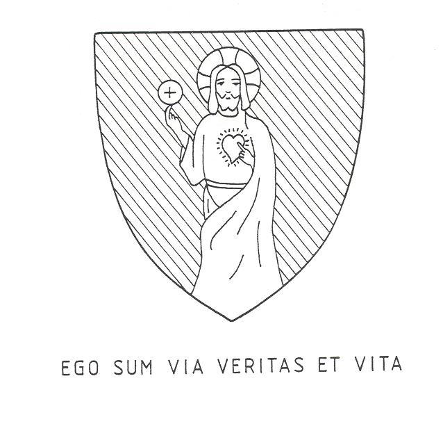 Blason abbatial de Dom Bernard Richebe
