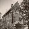 Chapelle de la Passion, vue du Chevet avec le Tombeau