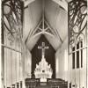 Chapelle de la Passion agrandie, Intérieur avec le nouvel autel.