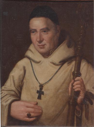 Dom Germain Gillon, abbé du Gard et fondateur du Mont des Cats