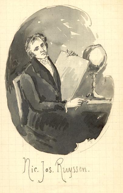 Nicolas Ruyssen par Père Eugène Arnould