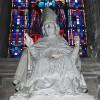 Monument de Mgr Belmas dans la cathédrale de Cambrai