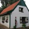 La maison où Ruyssen se retira au flanc de la colline