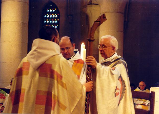 Bénédiction abbatiale de Dom Guillaume