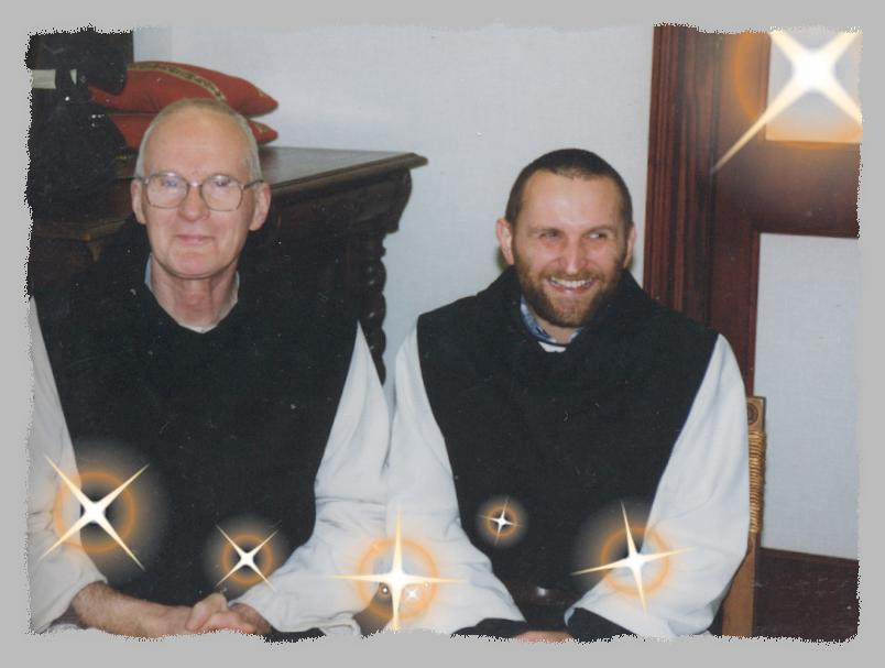 Dom Andre et Dom Guillaume 1997
