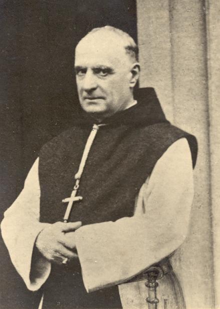 Dom Jean-Baptiste Chautard, abbé de Sept-Fons