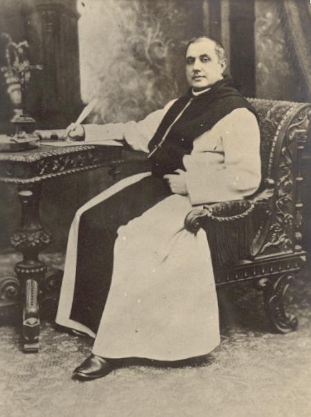 Dom Sébastien Wyart, abbé de Sept-Fons
