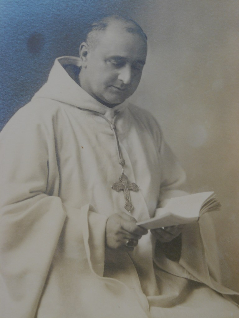 Dom Sébastien Vandermarlière