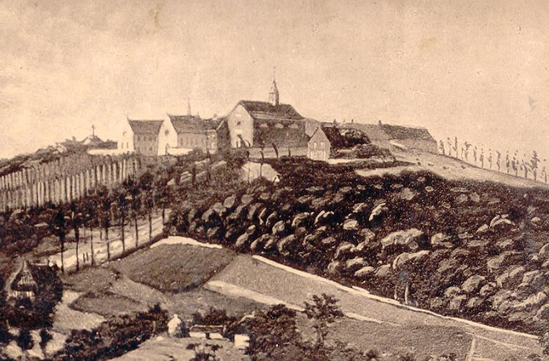 1847 vue generale dessin encre gros-plan