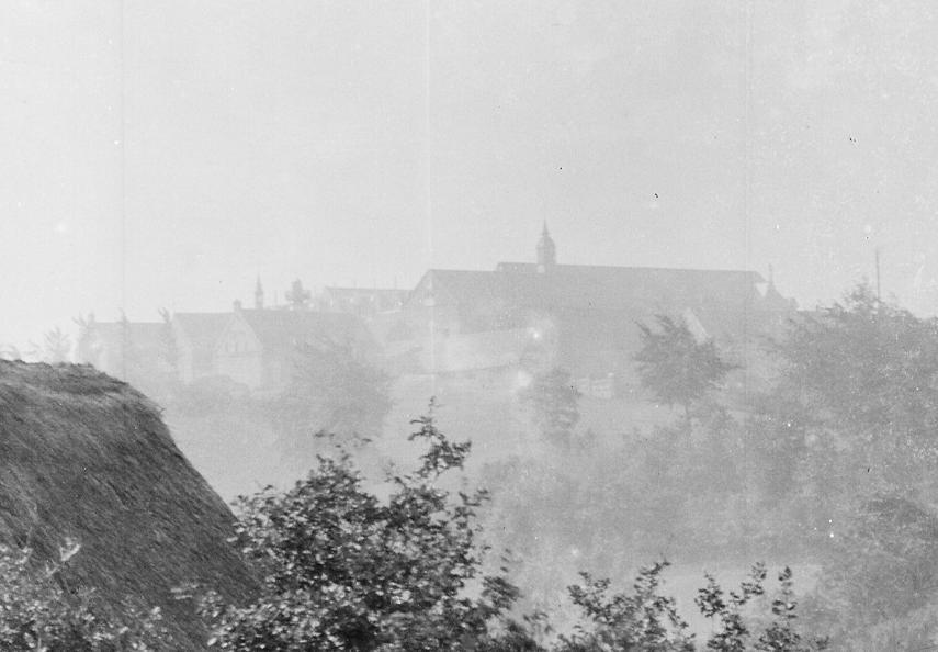 1892 construction aile nord (gros-plan sur un détail de la photo précédente)