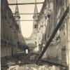 1918 : l'Eglise éventrée