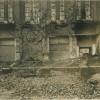 L'église et ce qui reste de la sacristie (façade Est)