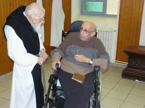 Frère Aimable et Frère Francis