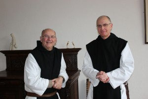Dom Jacques et Père Marc-André