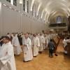 Procession d'entrée des prêtres